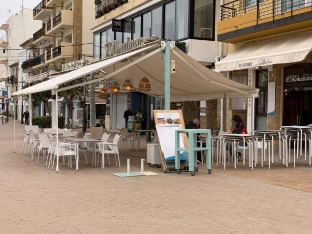 Imagen: La hostelería reabre sus terrazas