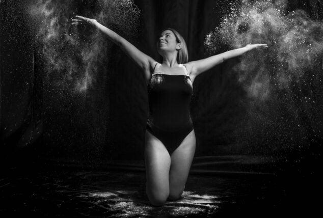 Imagen: 'Lliure' fotografía del Concurso Fotodona