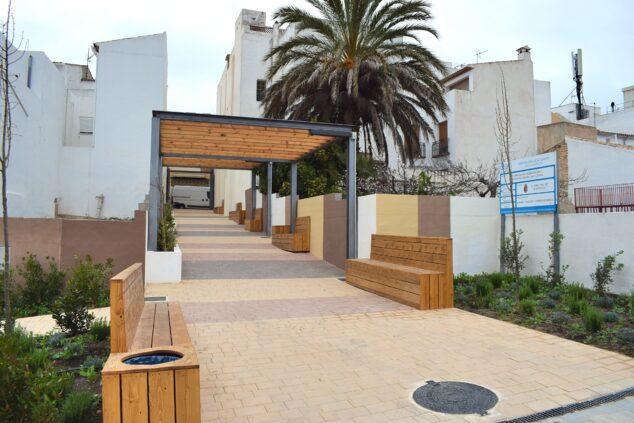 Imagen: Nueva imagen de la Calle Llebeig de Benitatxell