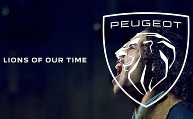 Imagen: Nuevo logotipo de Peugeot - Peumóvil