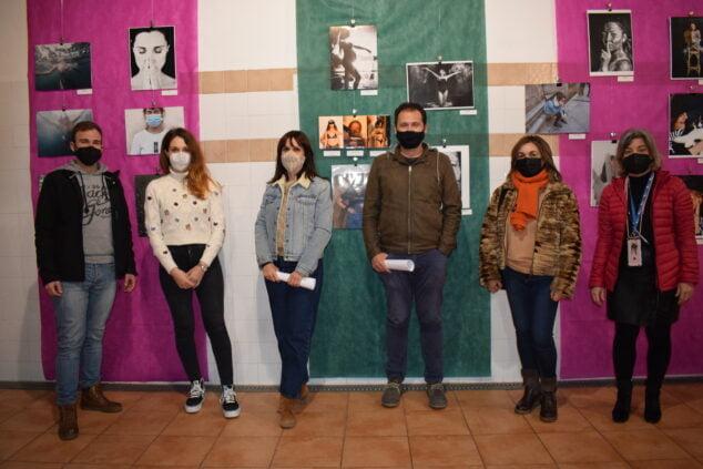 Imagen: Participantes y Jurado del Concurso de Fotodona Benitatxell