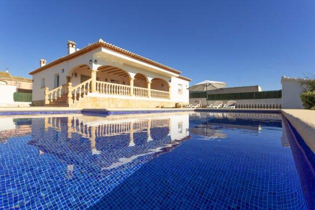 Imagen: Vista de una casa de vacaciones en Jávea - MMC Property Services