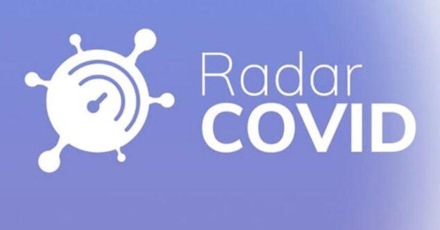 Imagen: Radar Covid