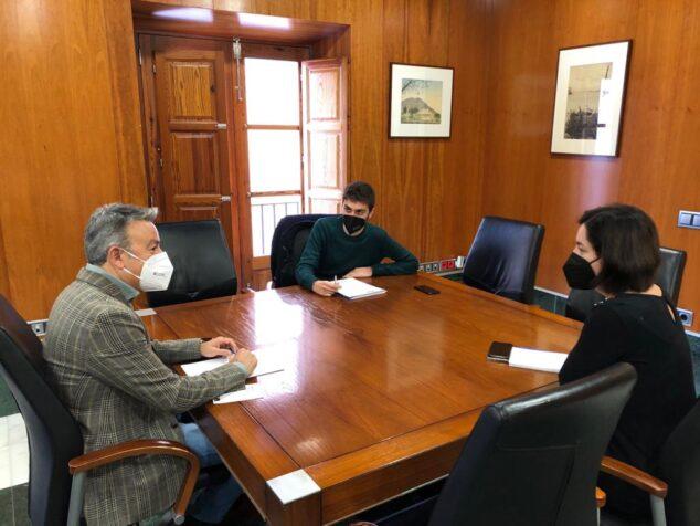 Imagen: Reunión ayudas 'Recuperem Xàbia' 2021