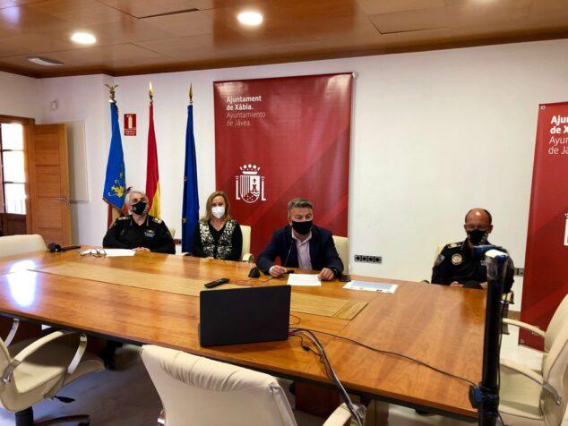 Imagen: Reunión Comité Ejecutivo del Efus
