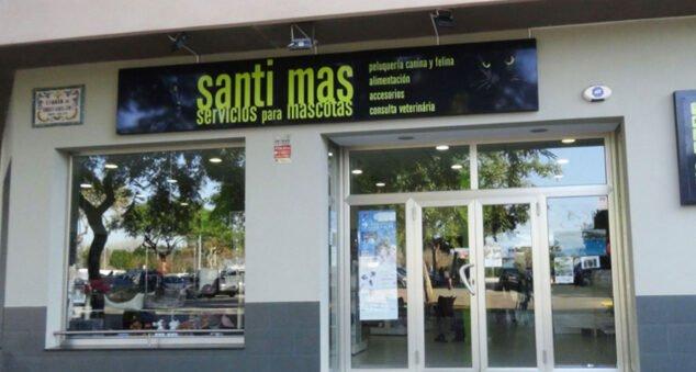 Imagen: Entrada de Santi Mas - Servicios para mascostas