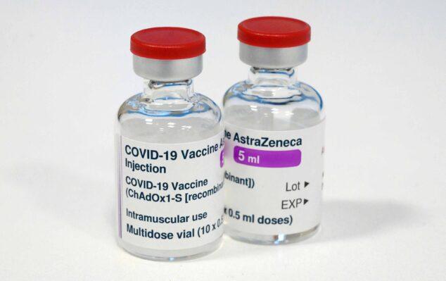 Imagen: Vacuna Astrazeneca