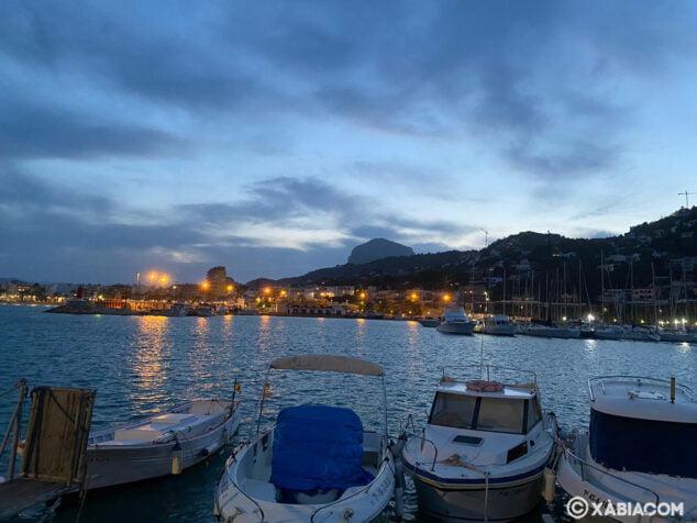 Imagen: Zona del puerto