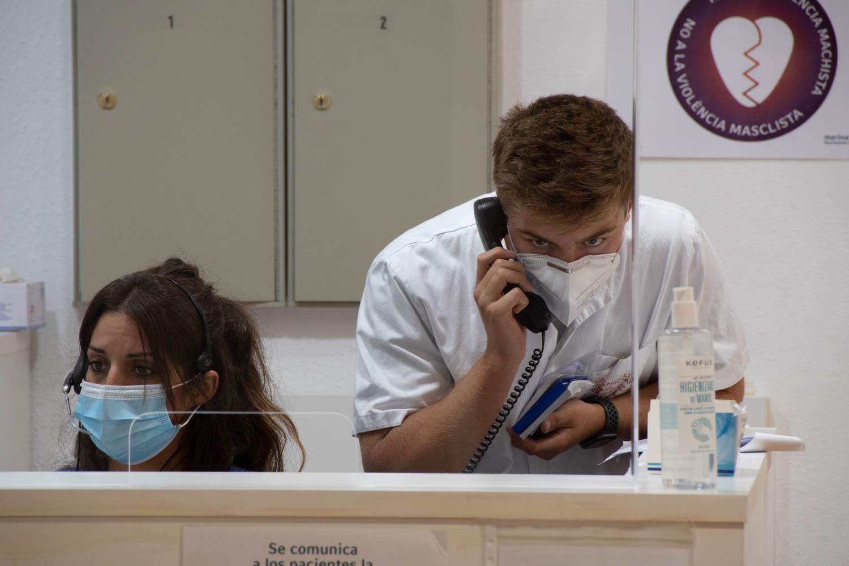 Atención telefónica en Sanidad