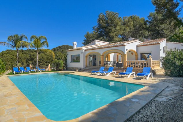 Imagen: Gran casa de alquiler para vacaciones en Jávea - Aguila Rent a Villa
