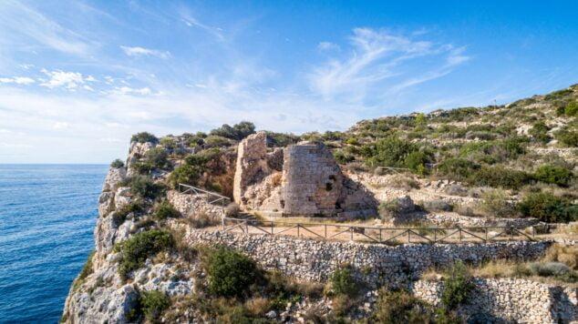 Imagen: Castell de la Granadella