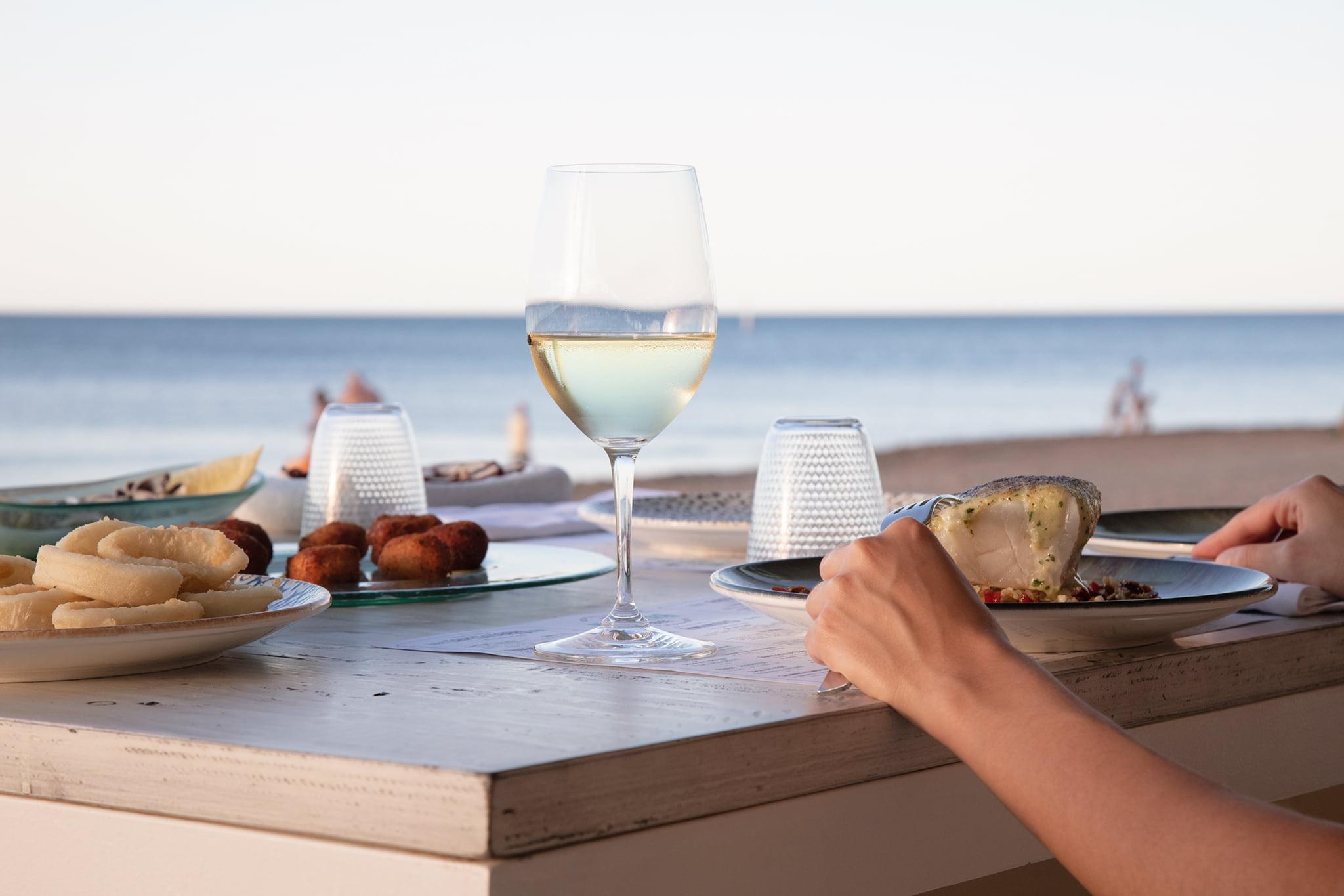 Comer al lado del mar en Dénia – Restaurant Noguera