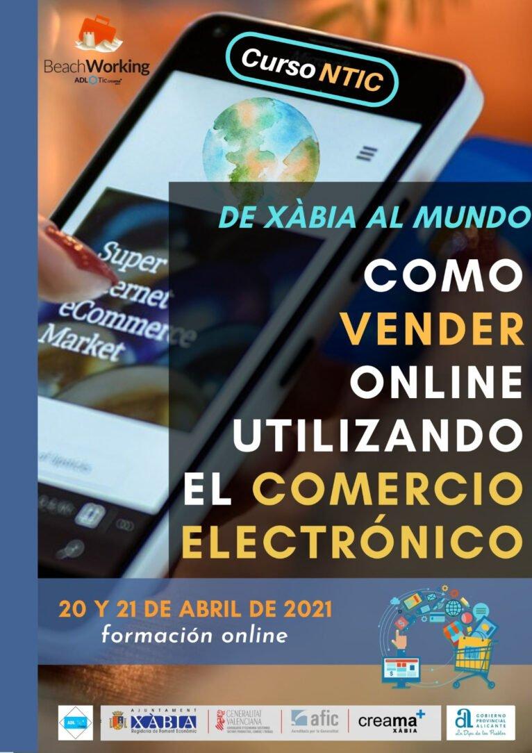 Curso de comercio electrónico 'de Xabia al mundo'