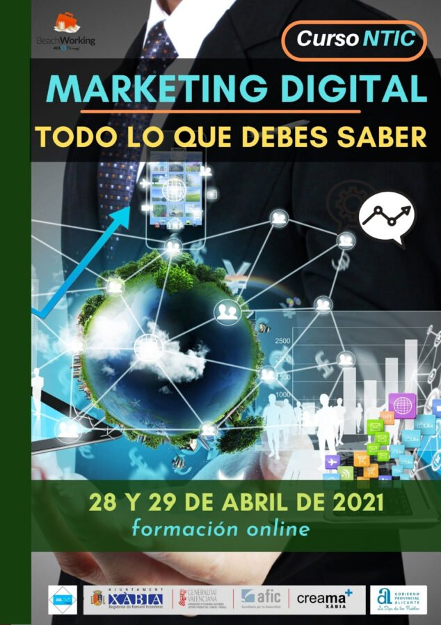 Imagen: Curso de marketing digital