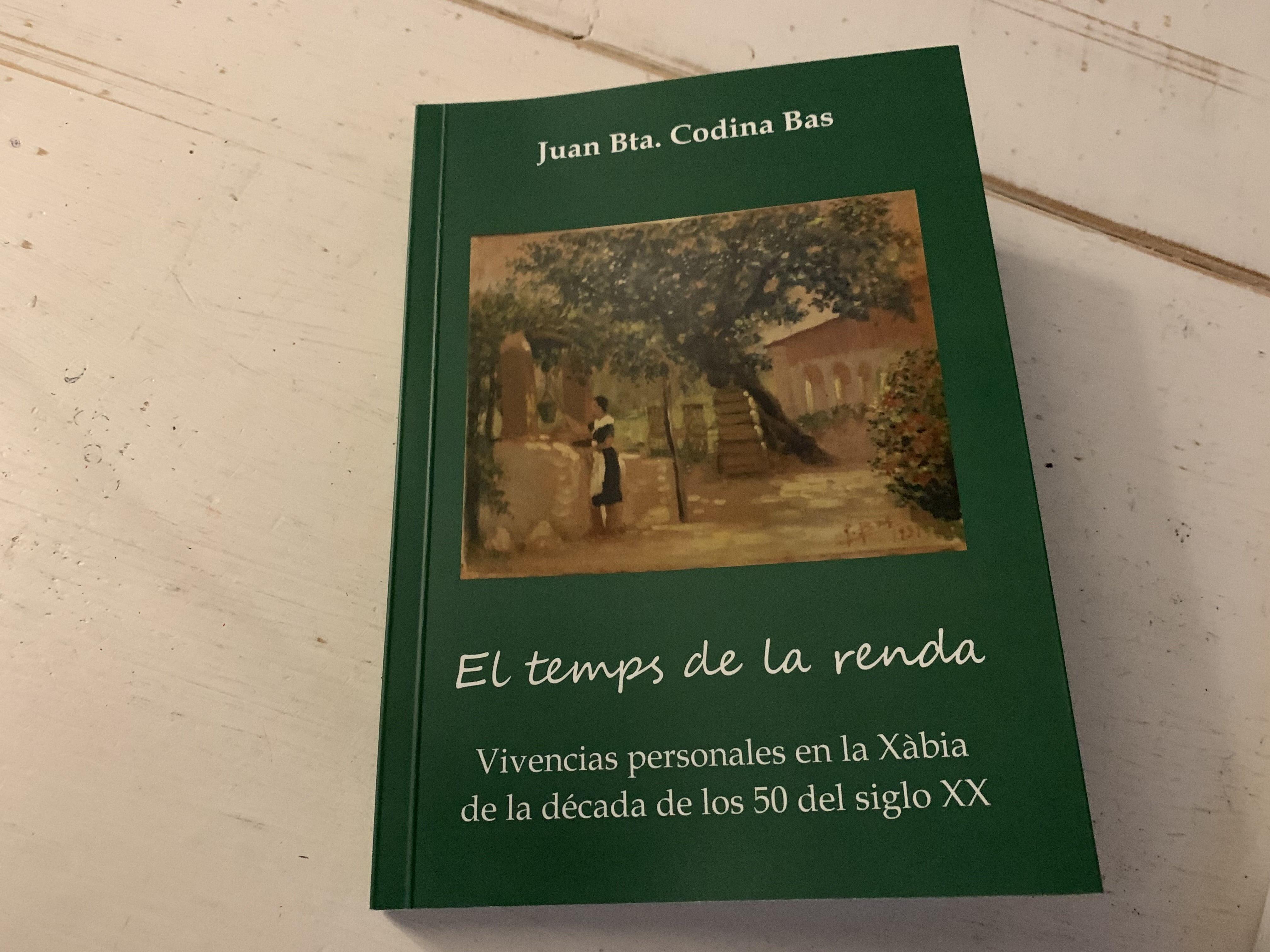 'El temps de la renda' de Juan Bta. Codina Bas