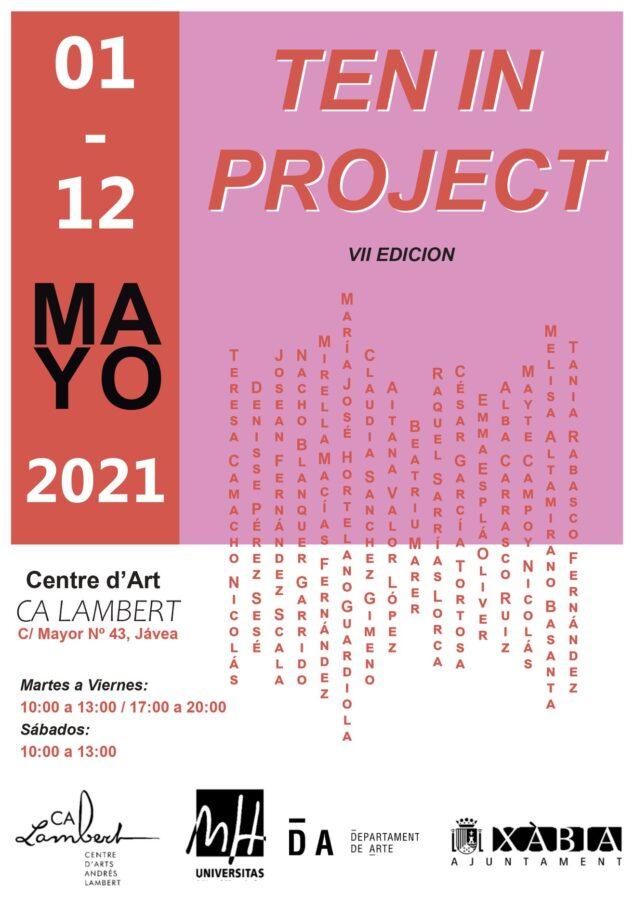 Imagen: Exposición Ten in Project