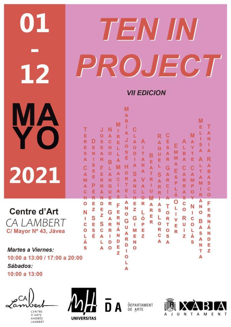 Exposición Ten in Project