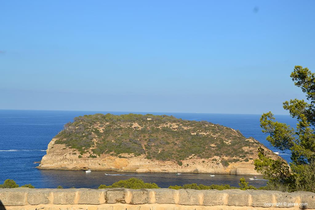 Illa del Portitxol