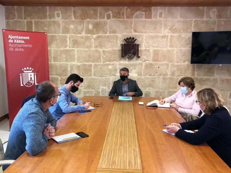 Junta de Portavoces Ayuntamiento de Xàbia