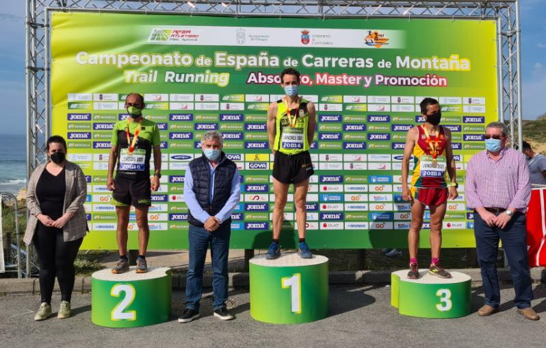 Nasio en el segundo puesto del podio