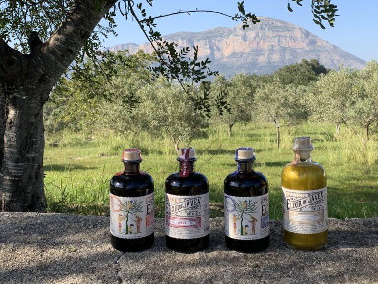 Nuevos aceites de Xàbia