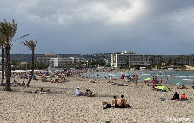 Imagen: Playa del Arenal
