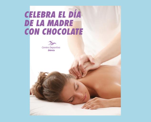 Imagen: Promo del Día de la Madre en Centro Deportivo Dénia