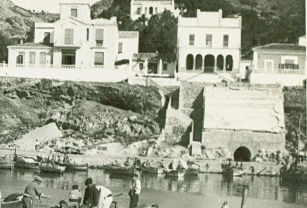 Imagen: Refugio del almacén años 50 del S.XX