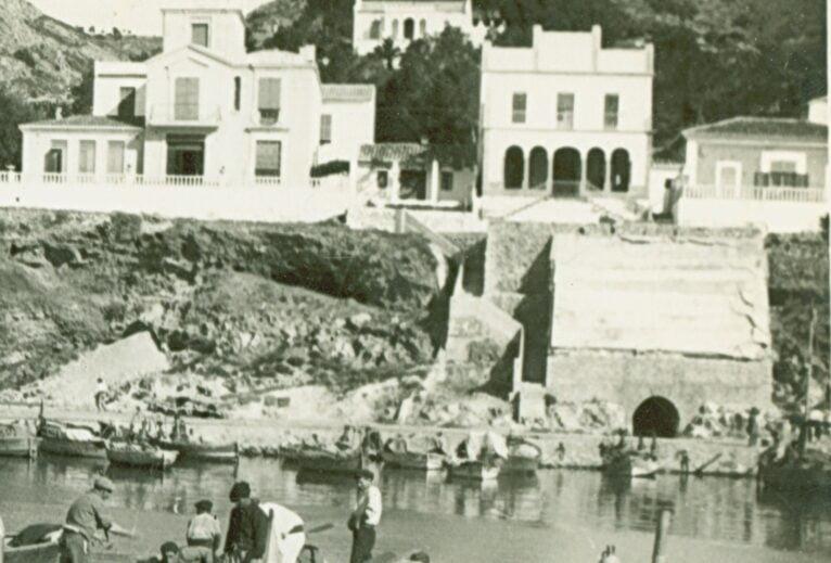 Refugio del almacén años 50 del S.XX