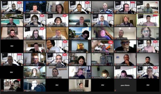 Imagen: Reunión de BNI La Nao