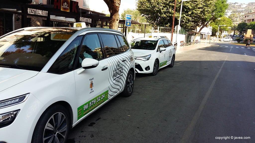 Taxi Xàbia