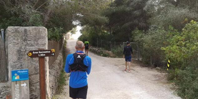 Imagen: Trail de Pascua 2021