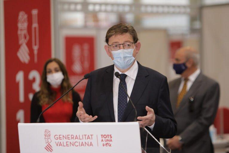 Ximo Puig, president de la Generalitat