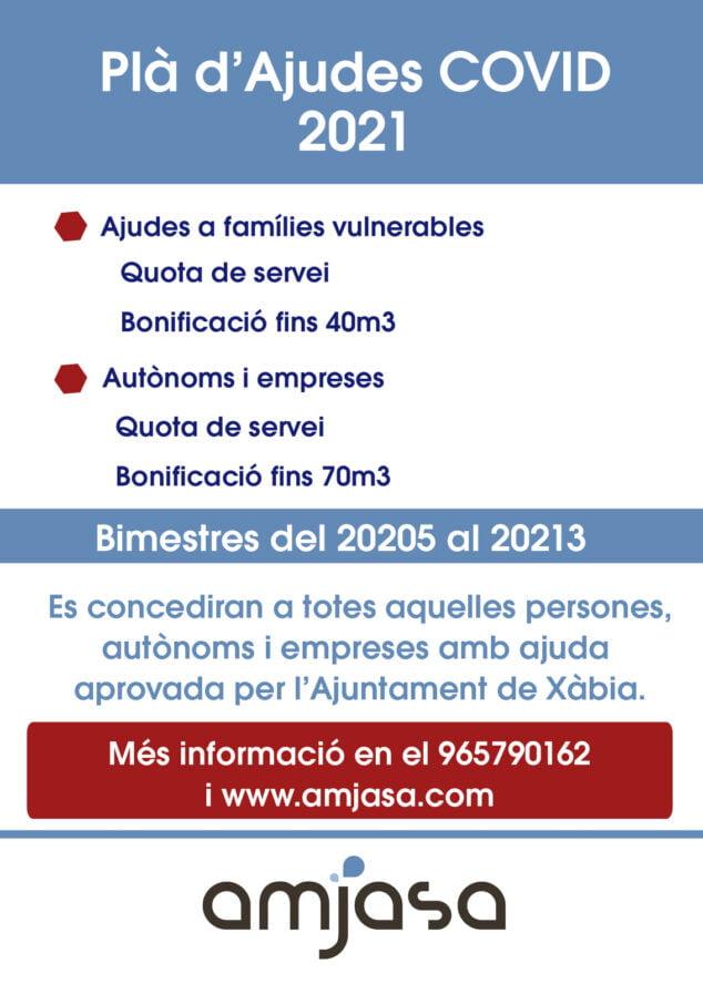 Imagen: Ayudas de Amjasa
