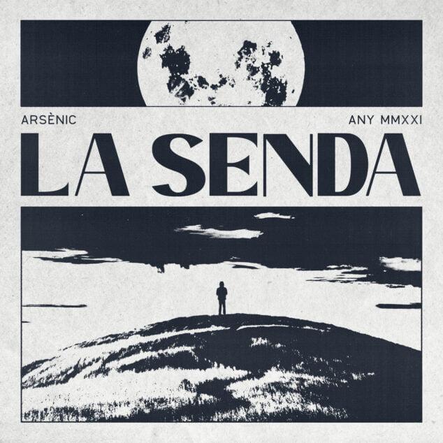 Imagen: Caratula del nuevo tema 'La Senda'