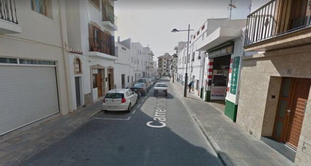 Imagen: Carrer de Sant Vicent