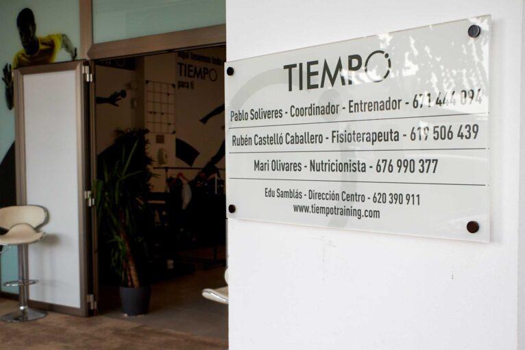 Centro fitness Javea - Tiempo Personal Training Center