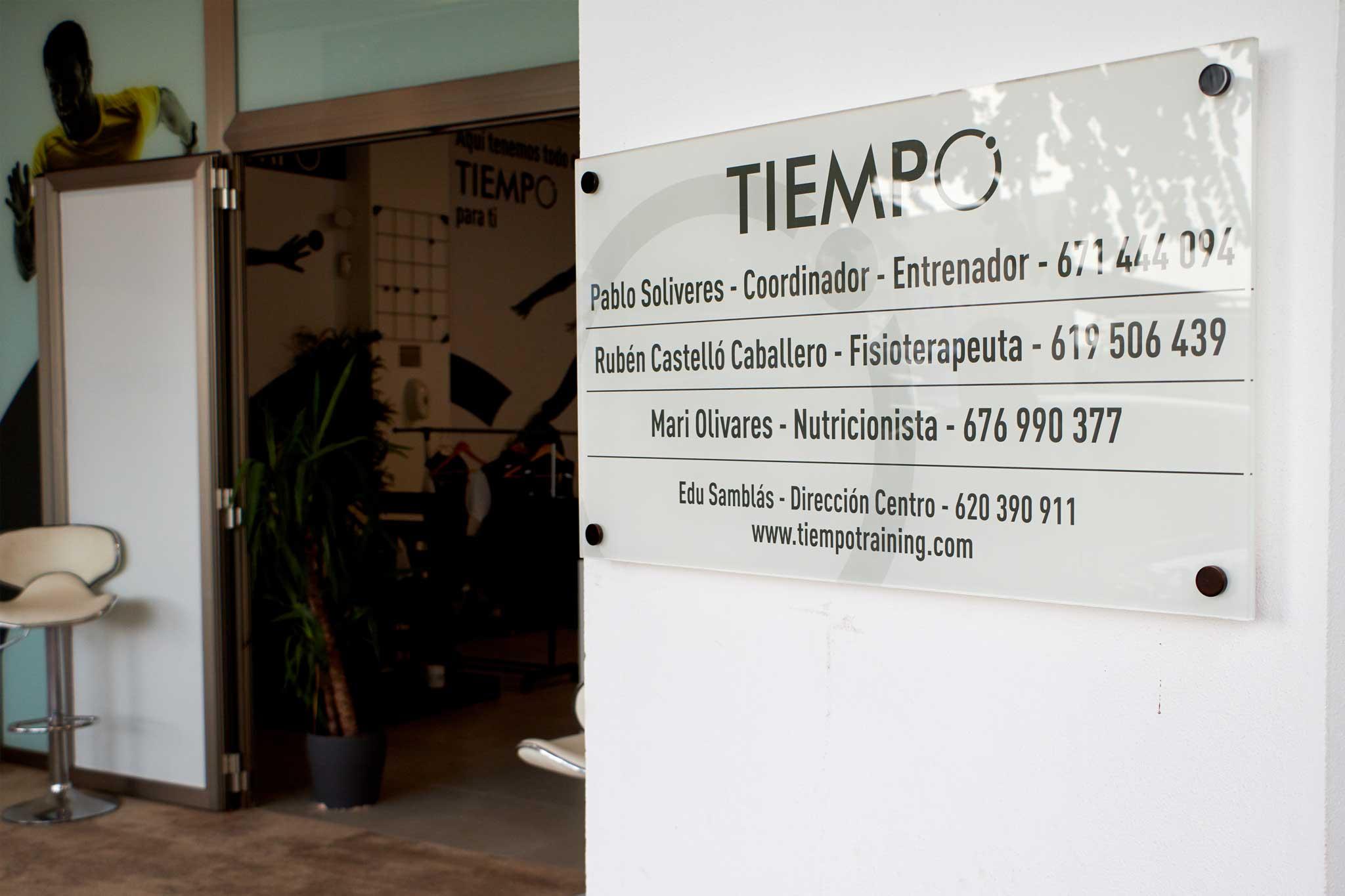 Centro fitness Javea – Tiempo Personal Training Center