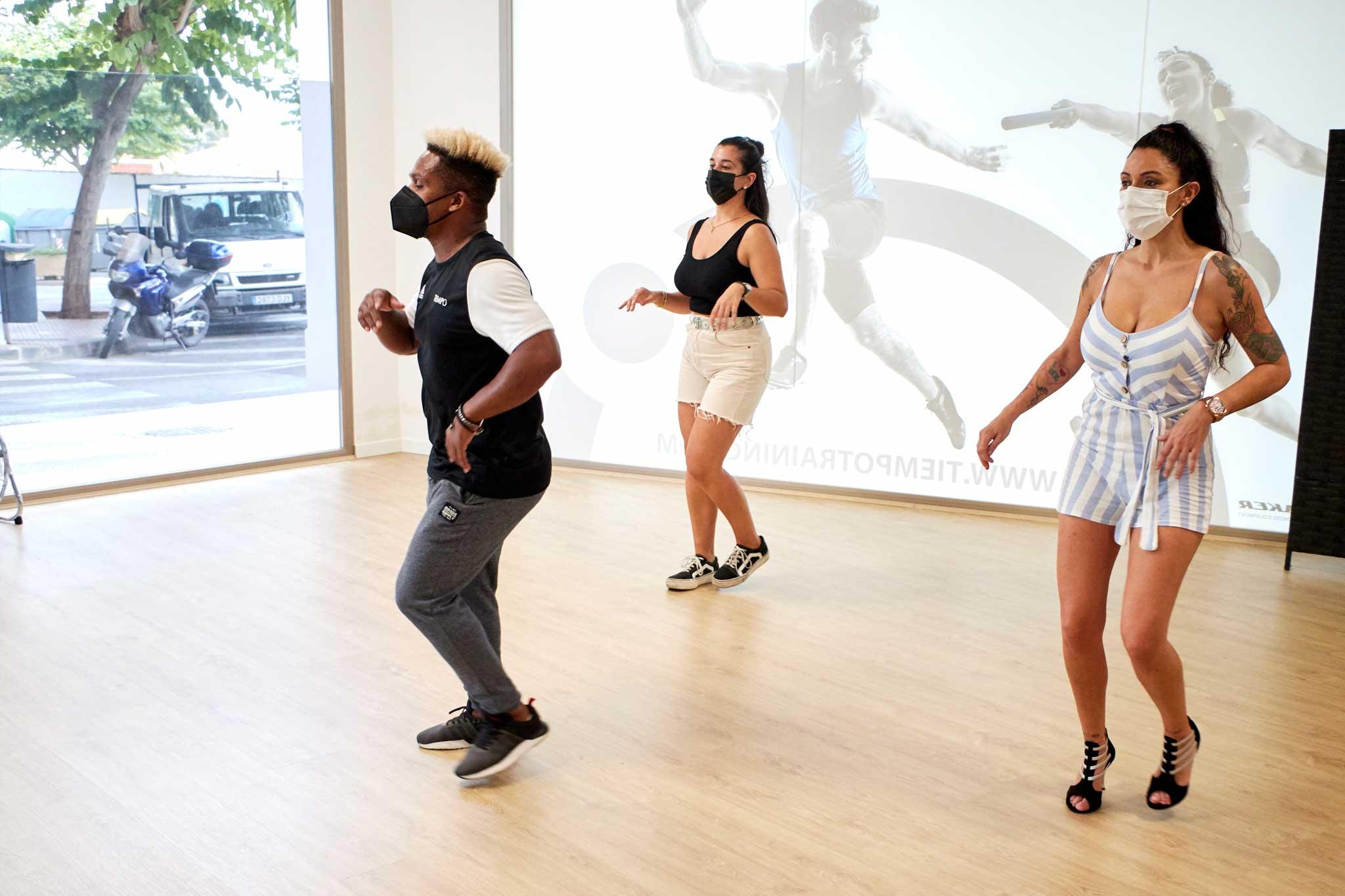 Clases de baile Javea – Tiempo Personal Training Center
