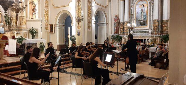 Imagen: Concierto Cámara de Valencia en Benitatxell