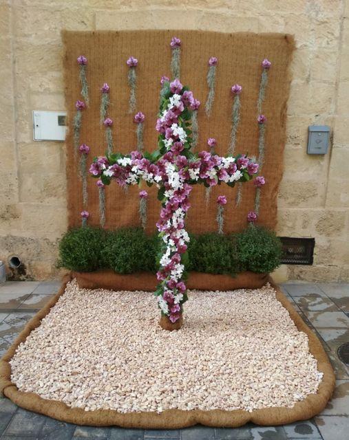 Cruz de la Calle Jesús Nazareno