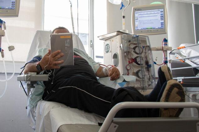 Imagen: Donación de Tablets Hospital de Dénia