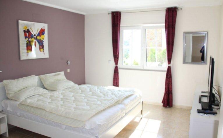 Dormitorio en una villa de alto standing - Terramar Costa Blanca