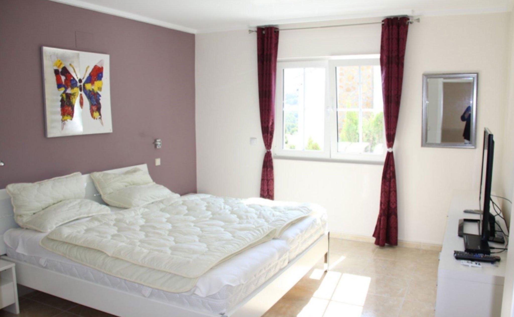 Dormitorio en una villa de alto standing – Terramar Costa Blanca