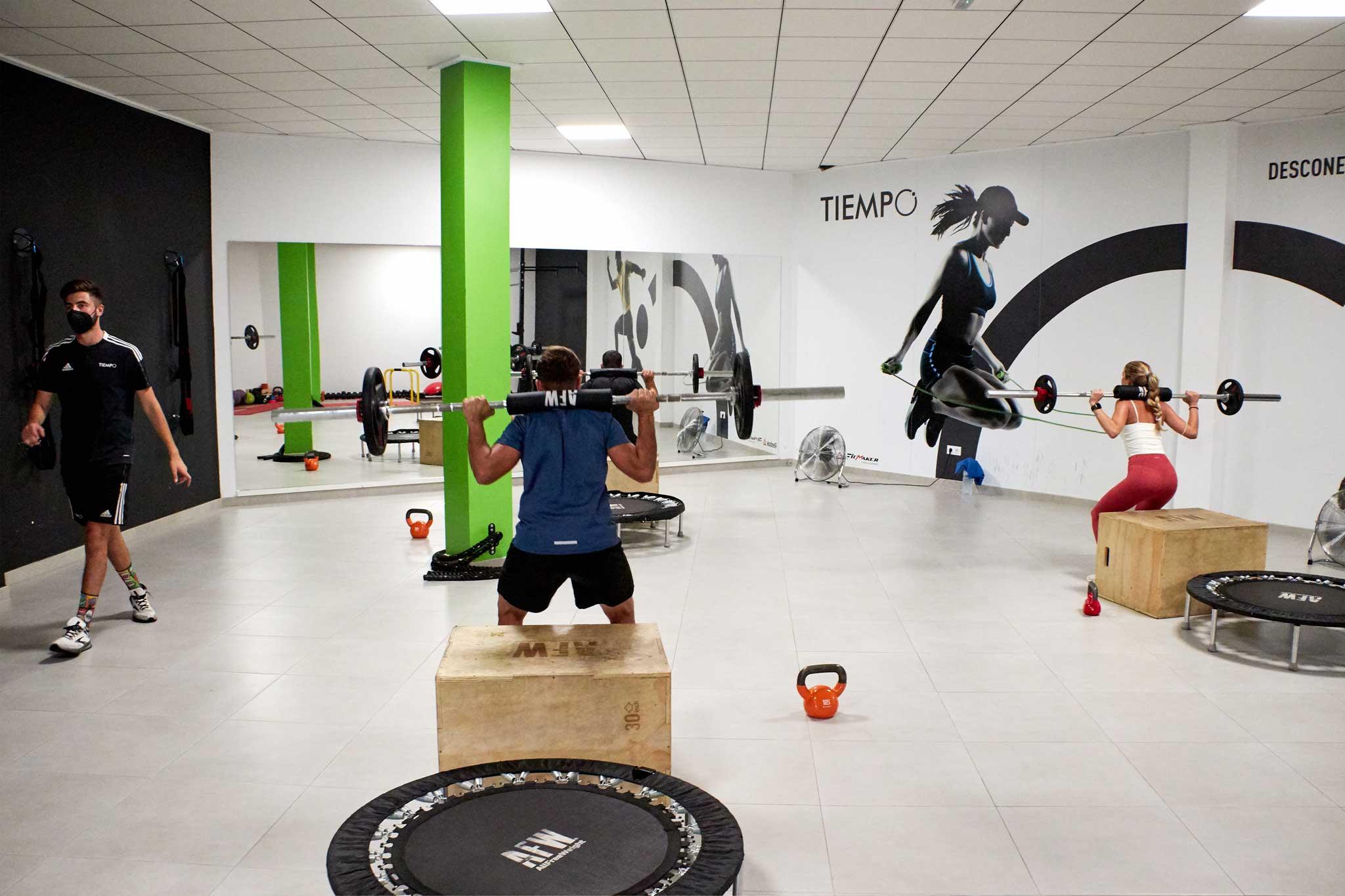 Entrenador personal Javea – Tiempo Personal Training Center