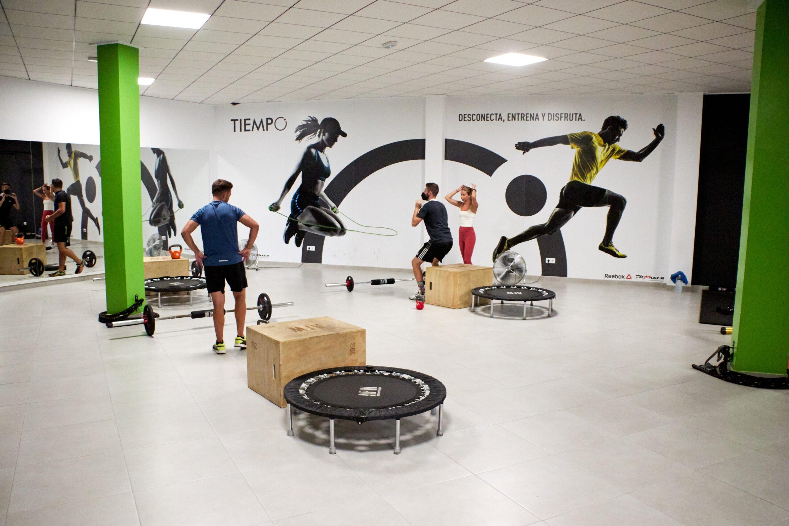 Entrenamiento Javea – Tiempo Personal Training Center