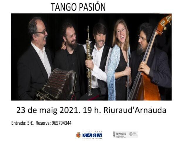 Imagen: Espectáculo de Tango Pasión
