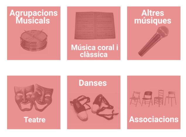 Imagen: Guía de recursos culturales de la MACMA