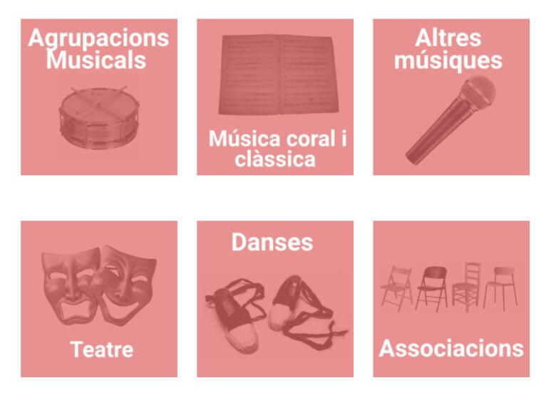 Guía de recursos culturales de la MACMA