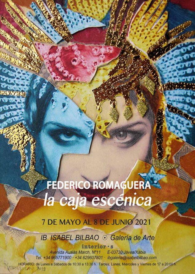 Imagen: Exposición de Federico Romaguera